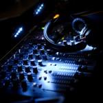 Platine DJ casque