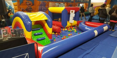 Jeux gonflables petits Play zone 3