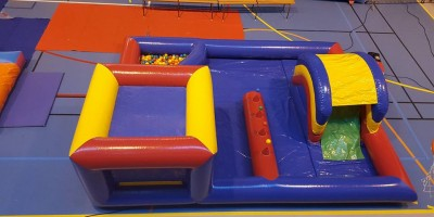 Jeux gonflables petits Play zone 2