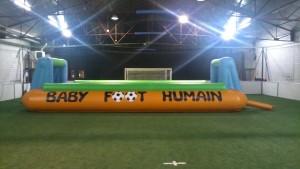 Baby-foot humain 1