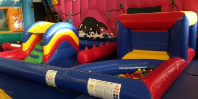 Jeux Gonflables petits Play zone 1