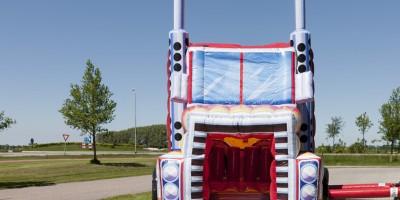 Parcours Camion américain 1
