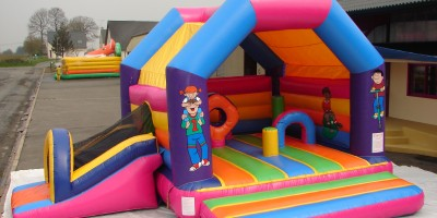 Château jardin d'enfants 2