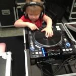 Platine DJ enfant