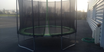 Location Trampoline 4m diamètre